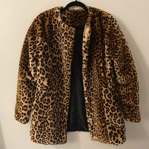 Stylish Leopard Jacket
